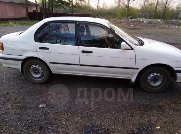 Toyota Corsa, 1993 год, 140 000 руб.