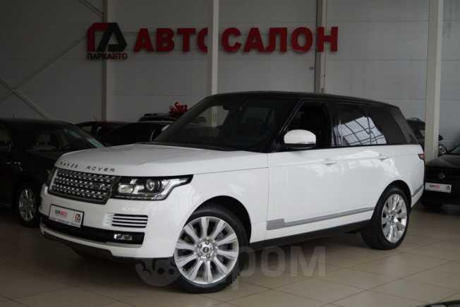 Land Rover Range Rover, 2013 год, 2 380 000 руб.