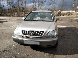 Великий Новгород Lexus RX300 2001