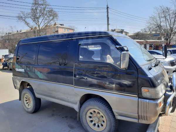 Mitsubishi Delica, 1992 год, 250 000 руб.