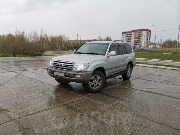 Toyota Land Cruiser, 2006 год, 1 100 000 руб.