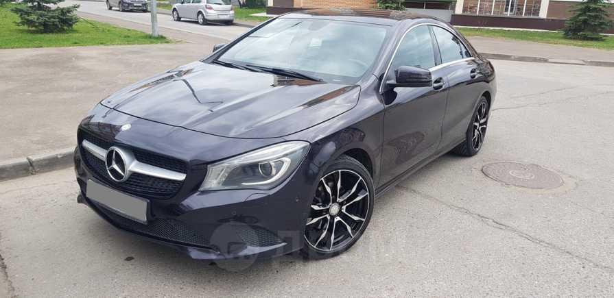 Mercedes-Benz CLA-Class, 2014 год, 1 050 000 руб.