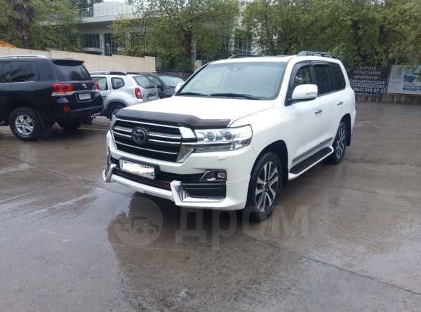 Toyota Land Cruiser, 2019 год, 5 100 000 руб.