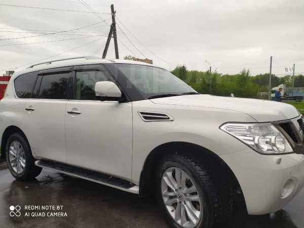 Nissan Patrol, 2013 год, 1 550 000 руб.