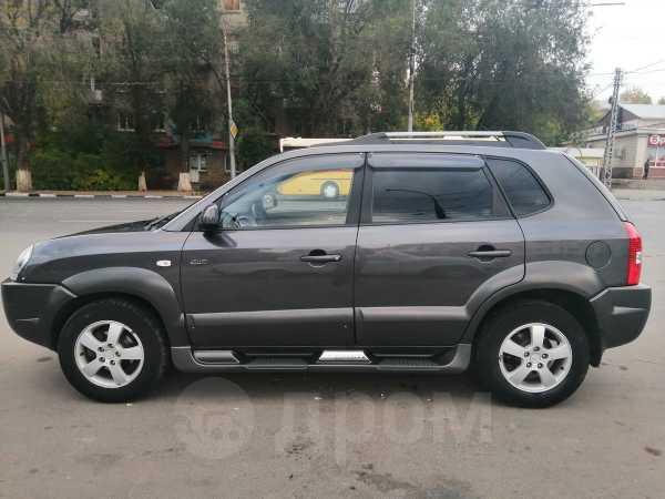 Hyundai Tucson, 2007 год, 535 000 руб.