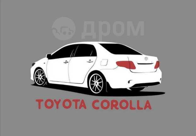 Toyota Corolla, 2002 год, 377 000 руб.