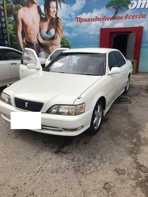 Toyota Cresta, 1998 год, 255 000 руб.