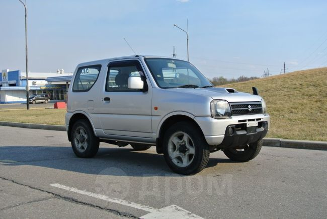 Suzuki Jimny, 2010 год, 450 000 руб.