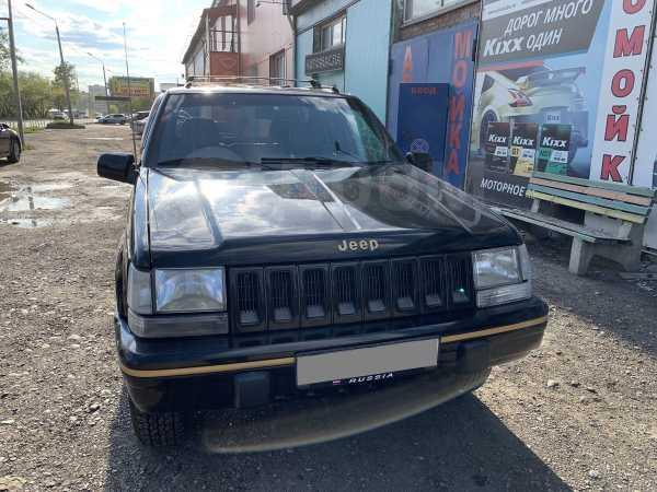 Jeep Grand Cherokee, 1994 год, 400 000 руб.