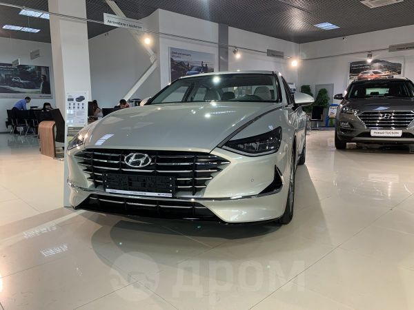 Hyundai Sonata, 2020 год, 1 839 000 руб.