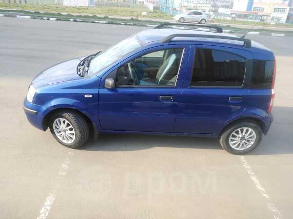 Fiat Panda, 2007 год, 245 000 руб.