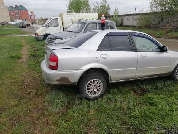 Mazda Protege, 2000 год, 30 000 руб.