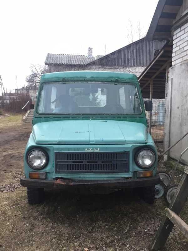 ЛуАЗ ЛуАЗ, 1987 год, 25 000 руб.