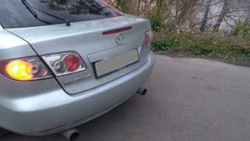 Красноярск Mazda6 2006