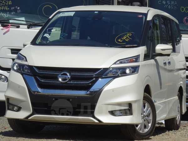 Nissan Serena, 2018 год, 1 880 000 руб.