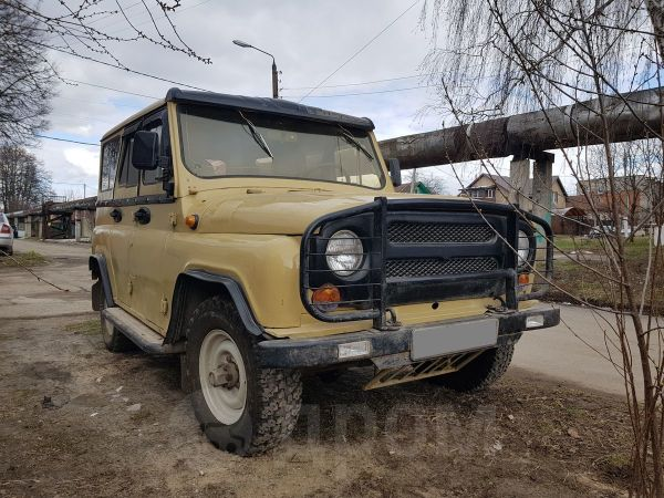 УАЗ 3151, 1995 год, 140 000 руб.