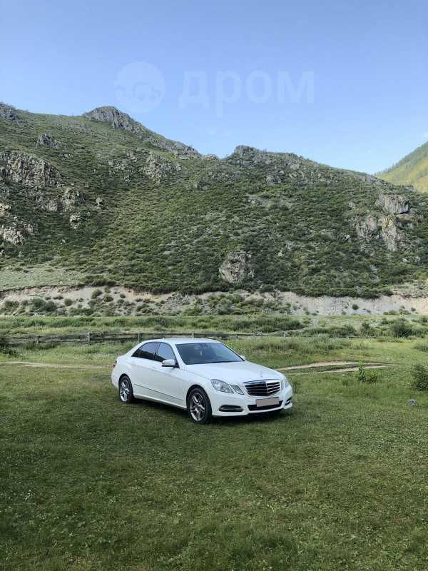 Mercedes-Benz E-Class, 2012 год, 1 039 000 руб.