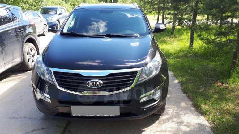 Kia Sportage, 2012 год, 740 000 руб.