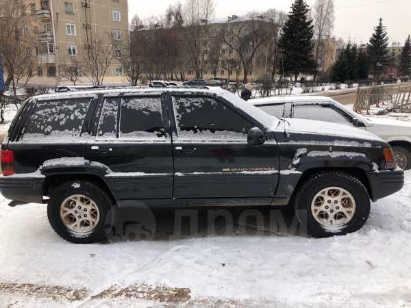 Jeep Grand Cherokee, 1997 год, 235 000 руб.