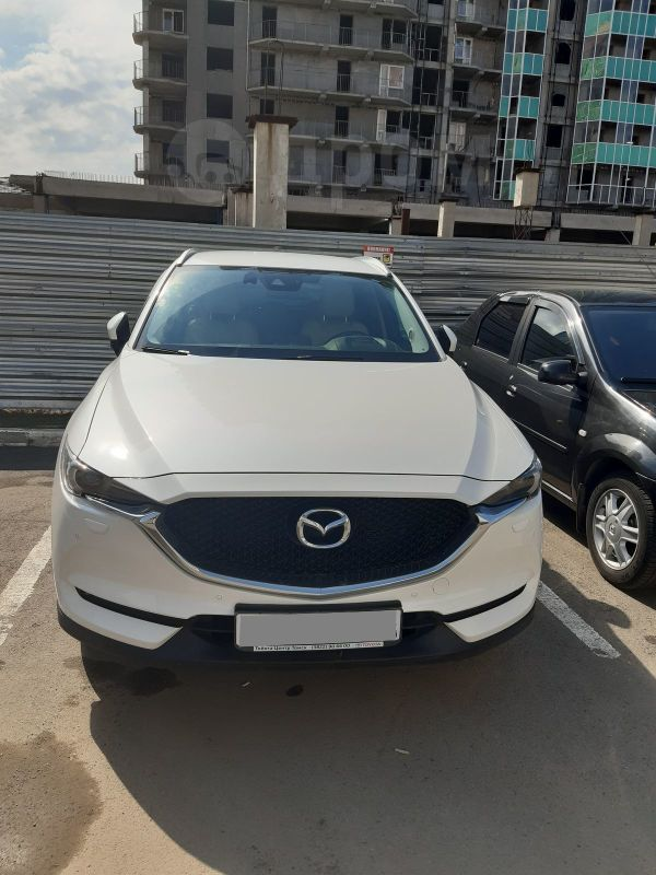 Mazda CX-5, 2017 год, 1 870 000 руб.