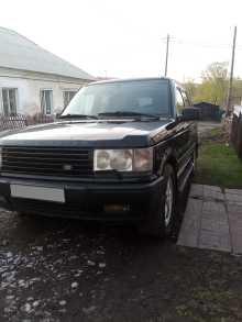 Прокопьевск Range Rover 2001