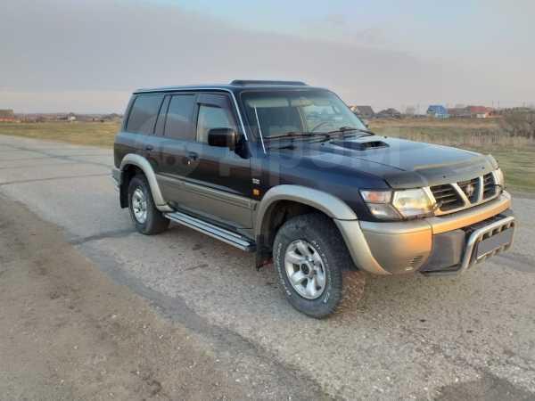 Nissan Patrol, 2000 год, 620 000 руб.