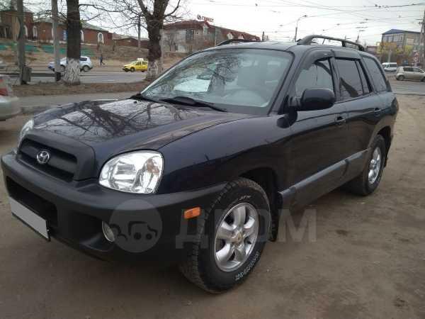 Hyundai Santa Fe Classic, 2005 год, 525 000 руб.