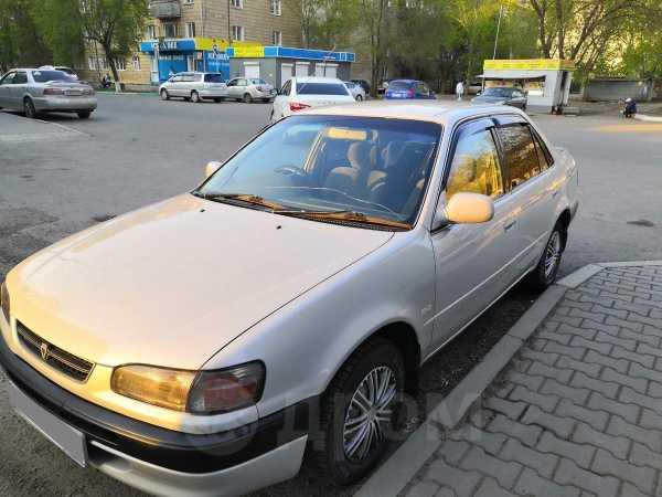 Toyota Corolla, 1996 год, 210 000 руб.