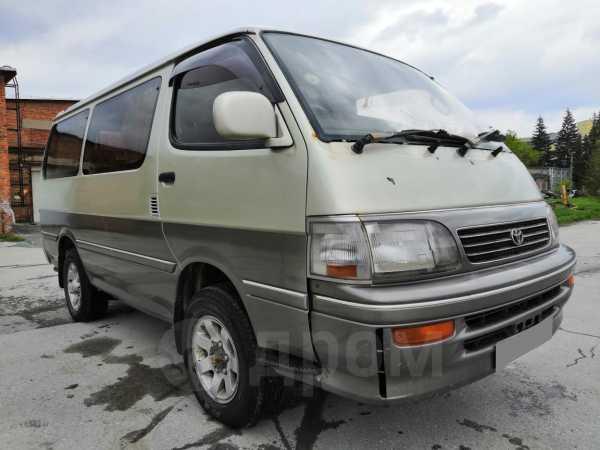 Toyota Hiace, 1995 год, 340 000 руб.