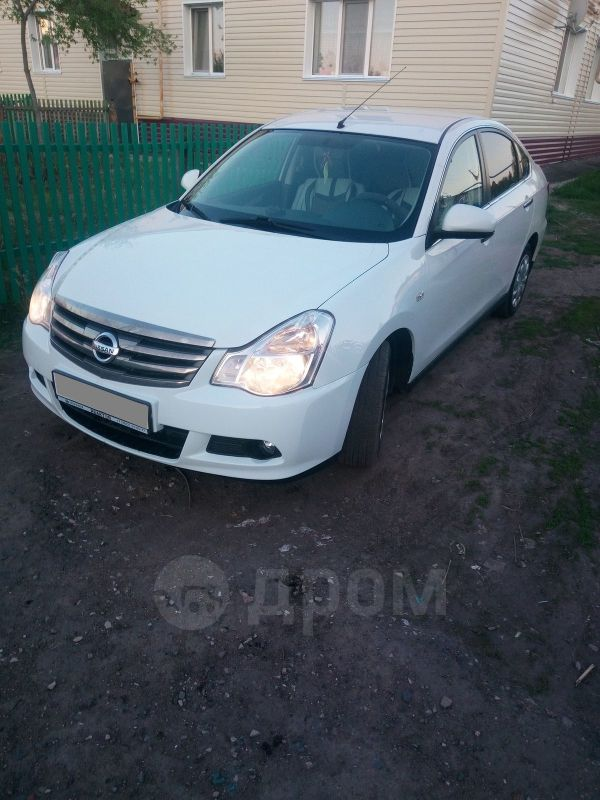 Nissan Almera, 2014 год, 415 000 руб.
