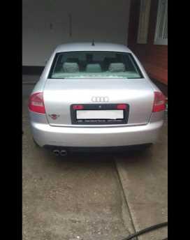 Автуры Audi A6 2002