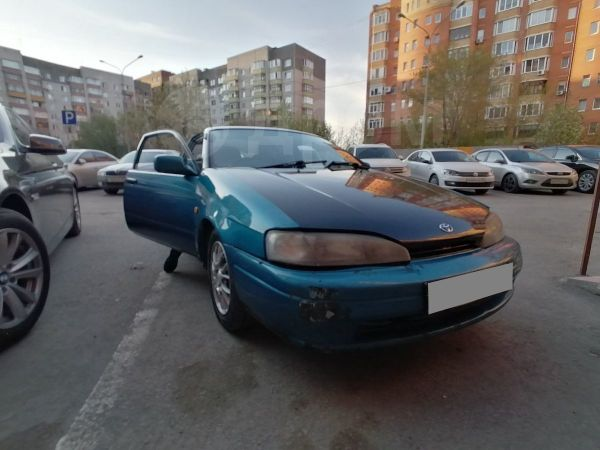 Toyota Cynos, 1991 год, 89 000 руб.