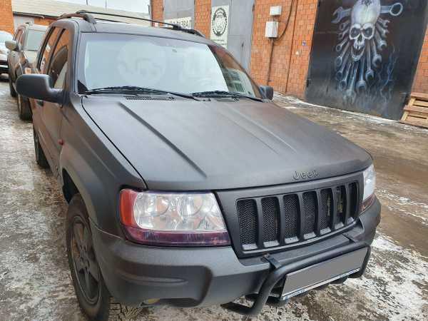 Jeep Grand Cherokee, 2004 год, 580 000 руб.
