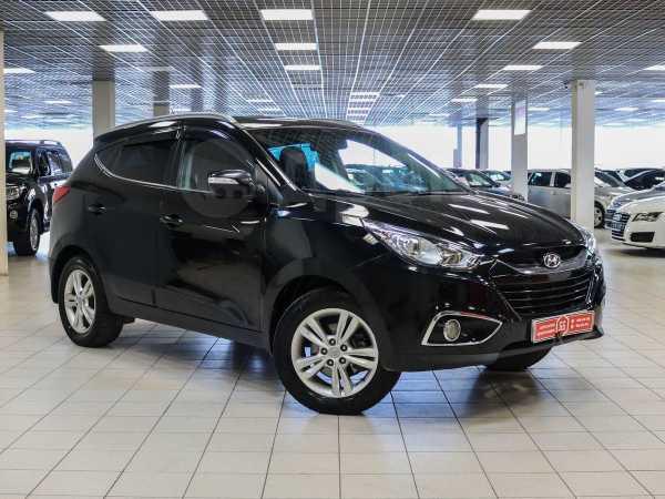 Hyundai ix35, 2011 год, 724 900 руб.