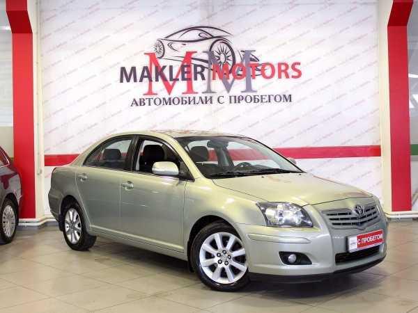 Toyota Avensis, 2008 год, 469 000 руб.