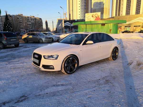 Audi A4, 2014 год, 1 320 000 руб.