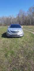 Hyundai Sonata, 2011 год, 670 000 руб.