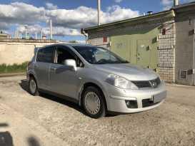 Курчатов Nissan Tiida 2007