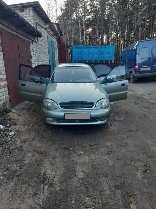 Chevrolet Lanos, 2007 год, 89 990 руб.