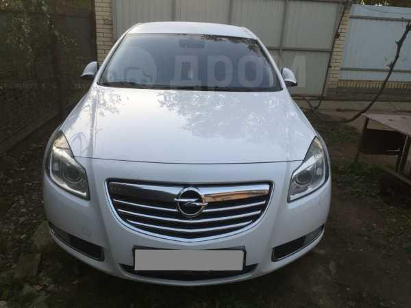 Opel Insignia, 2009 год, 520 000 руб.