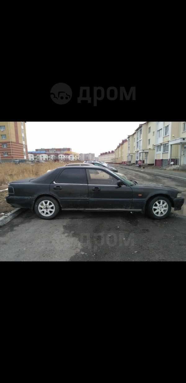 Honda Vigor, 1991 год, 85 000 руб.