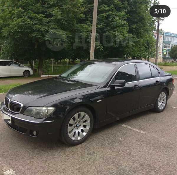 BMW 7-Series, 2006 год, 450 000 руб.