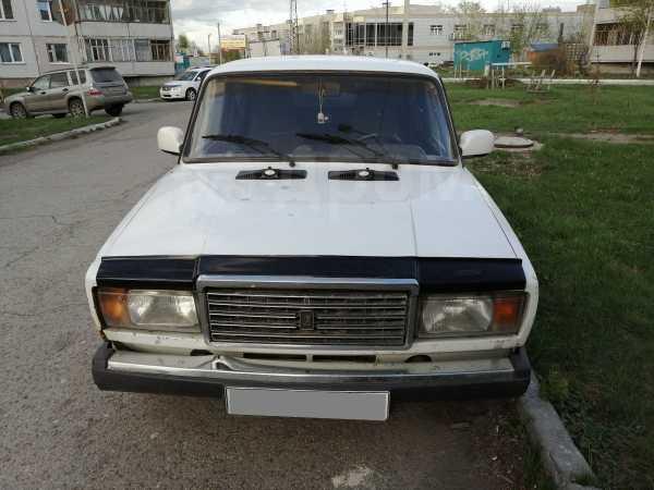 Лада 2107, 2001 год, 44 000 руб.
