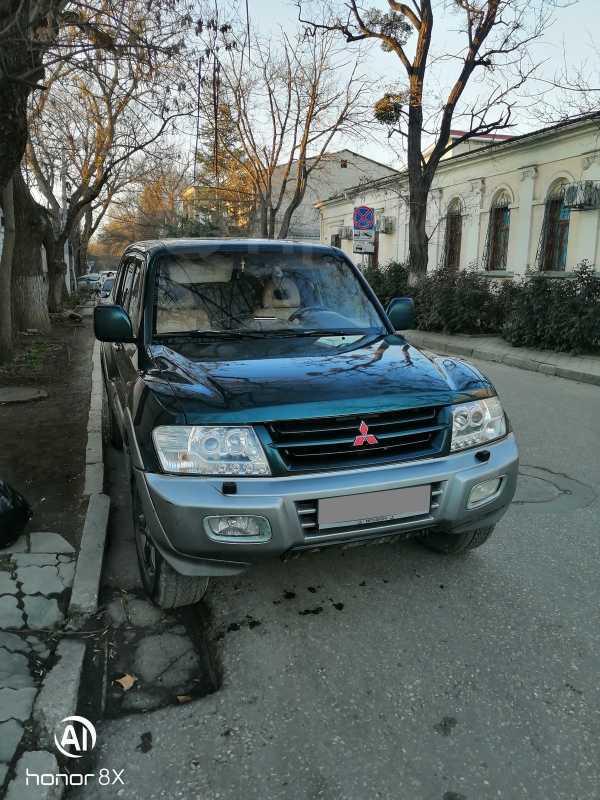 Mitsubishi Pajero, 2002 год, 430 000 руб.