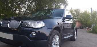 Омск BMW X3 2007