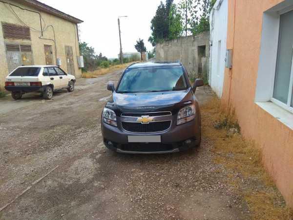 Chevrolet Orlando, 2011 год, 450 000 руб.