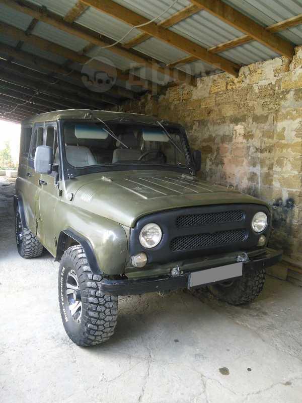УАЗ 3151, 1989 год, 220 000 руб.