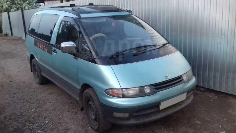 Toyota Estima Lucida, 1994 год, 185 000 руб.
