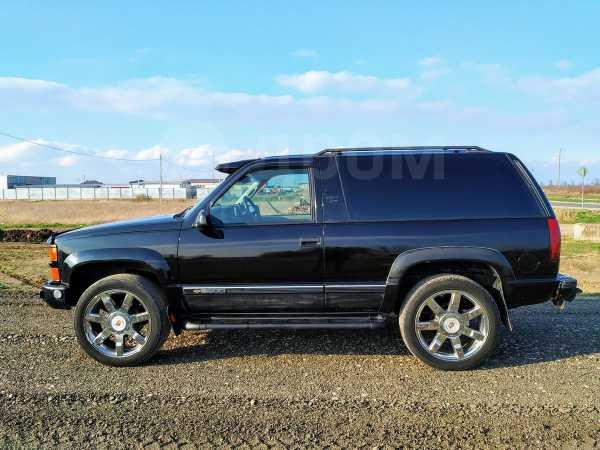 Chevrolet Tahoe, 1997 год, 680 000 руб.