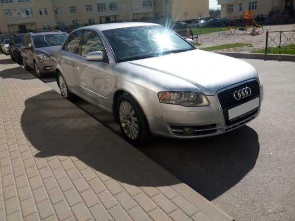 Audi A4, 2007 год, 335 000 руб.